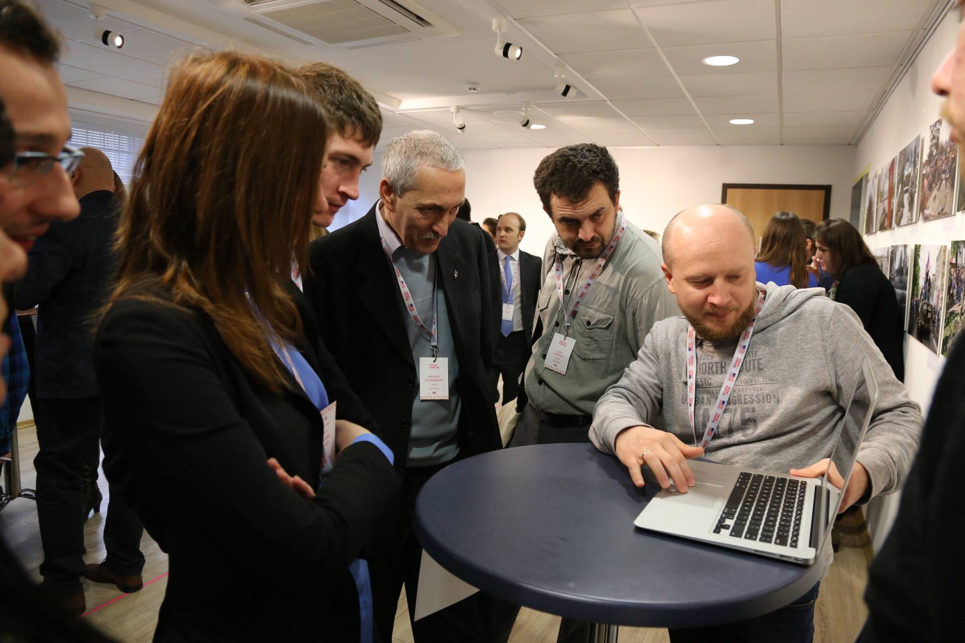TechForum expert showcases new ideas for using technology for transparency.