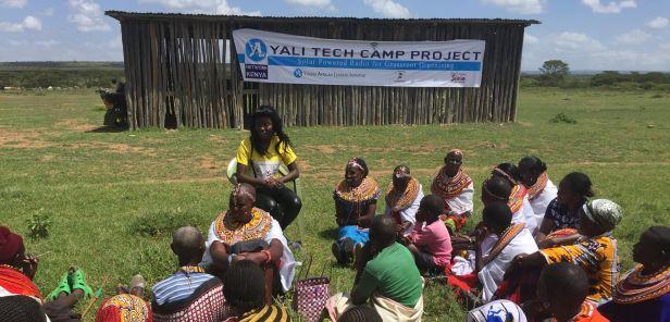 YALI TechCamp Pretoria Fly Sister Fly