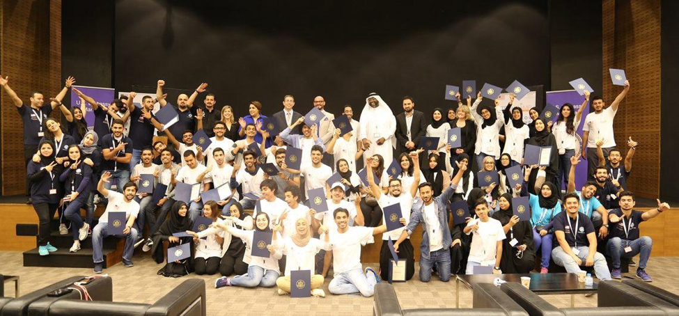 Participants from TechCamp Bahrain