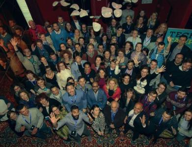 TechCamp Riga group photo