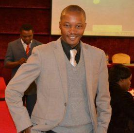 TechCamp trainer Wesley Chimbamba.