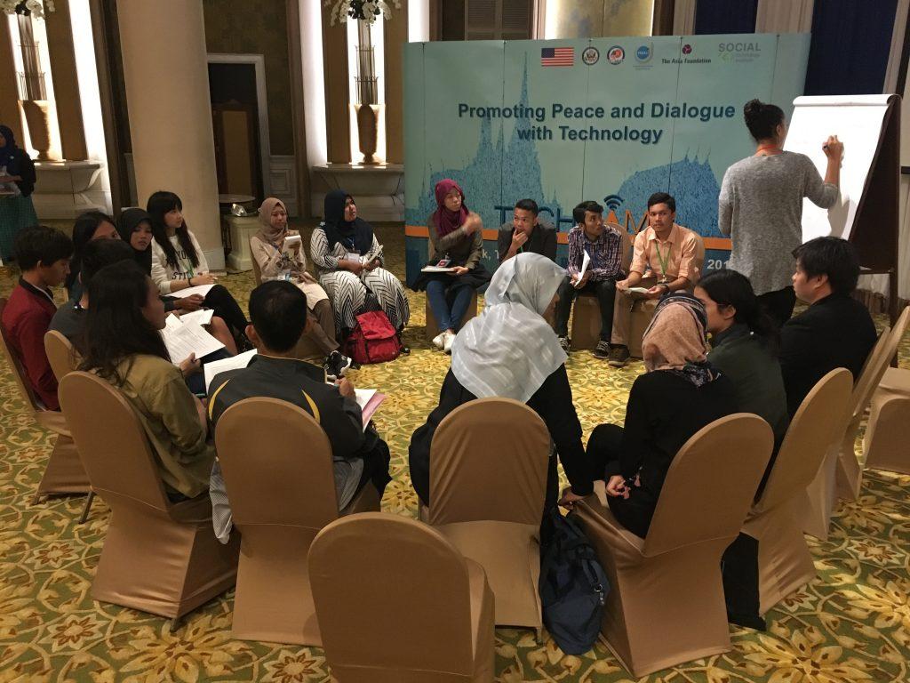 TechCamp Thailand Design Thinking Discussion