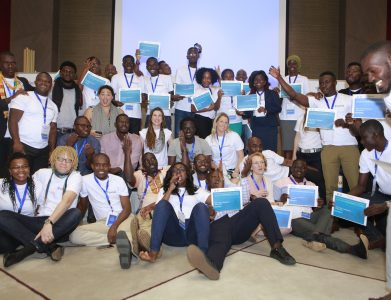 TechCamp Abidjan Group Photo