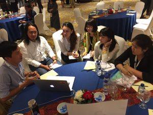 TechCamp ASEAN discussion