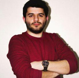 TechCamp trainer Hakan Shehu.