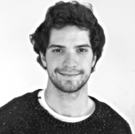 TechCamp trainer Aliaume Leroy.