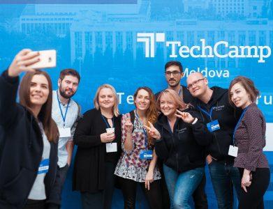 TC Moldova selfie
