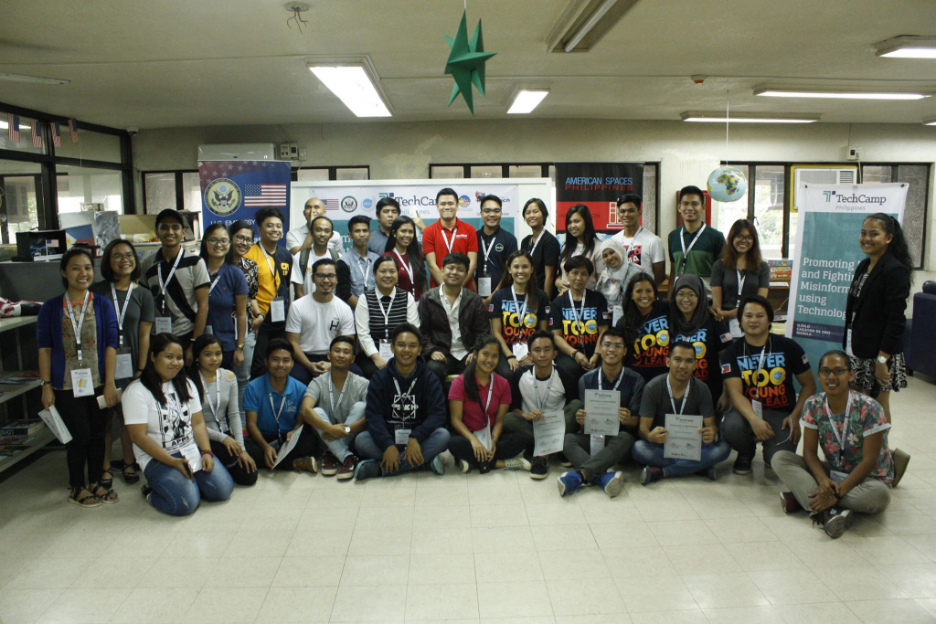 TechCamp Philippines Group Shot