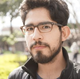 TechCamp trainer Sebastian Oliva.