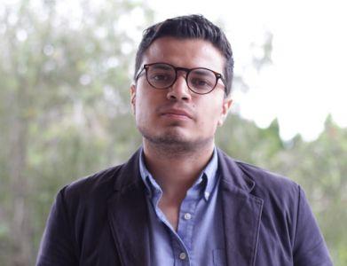 TechCamp trainer Daniel Villatoro García.