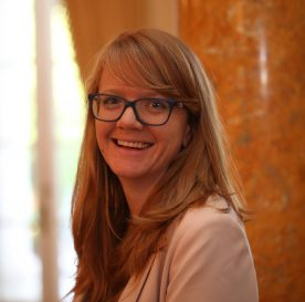 TechCamp trainer Jean Scrimgeour.