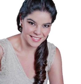 TechCamp trainer Lorena Casillas.