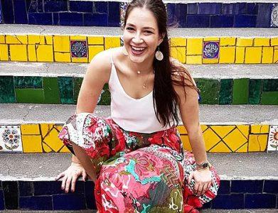 TechCamp trainer María Isabel Magaña.