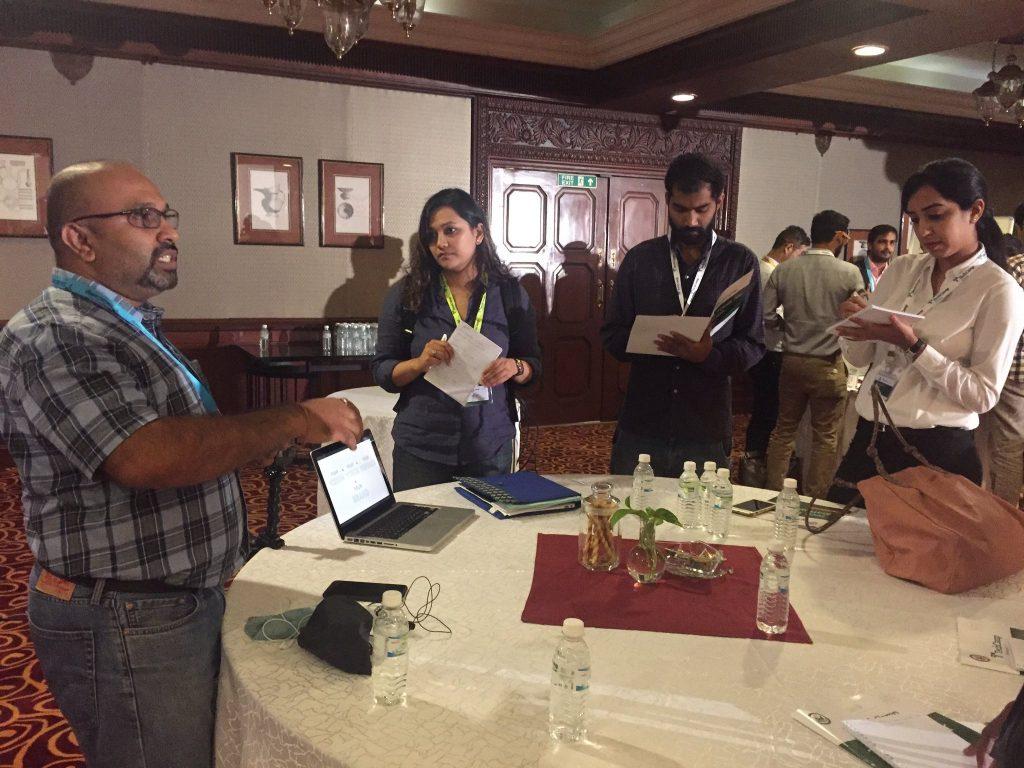 TechCamp Chennai Speed-geeking