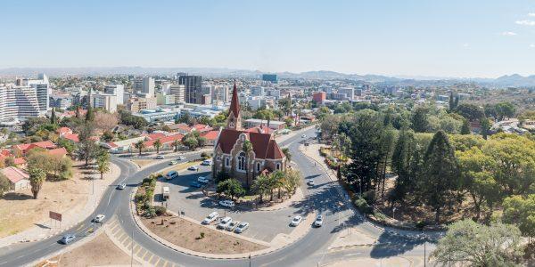 Christuskirche in Windhoek, Namibia. (Shutterstock)