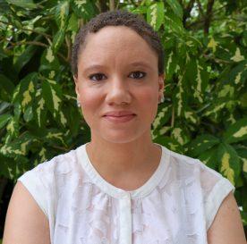 TechCamp trainer Cheri-Leigh Erasmus.