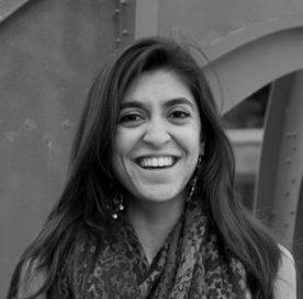TechCamp trainer Ashali Bhandari.