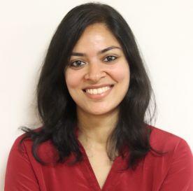 TechCamp trainer Ankitha Cheerakathil.