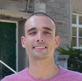 TechCamp trainer Giancarlo Fiorella.
