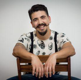 TechCamp trainer Rômulo Torres.