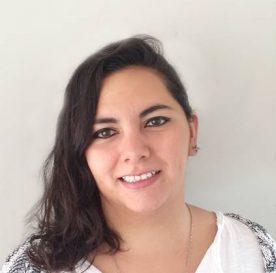 TechCamp trainer Lorena Troya.